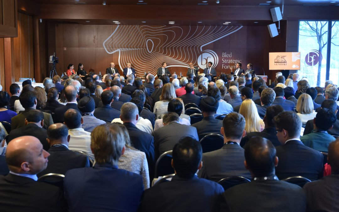 """Heads of state and government, ministers, diplomats, business people, scholars and the media gather to discuss the """"New Reality"""""""