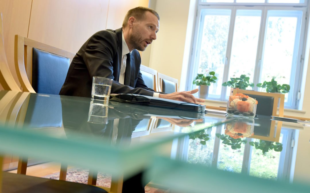 "Bled Strategic Forum to address ""new reality"", sec-gen says (interview for Slovenian Press Agency)"