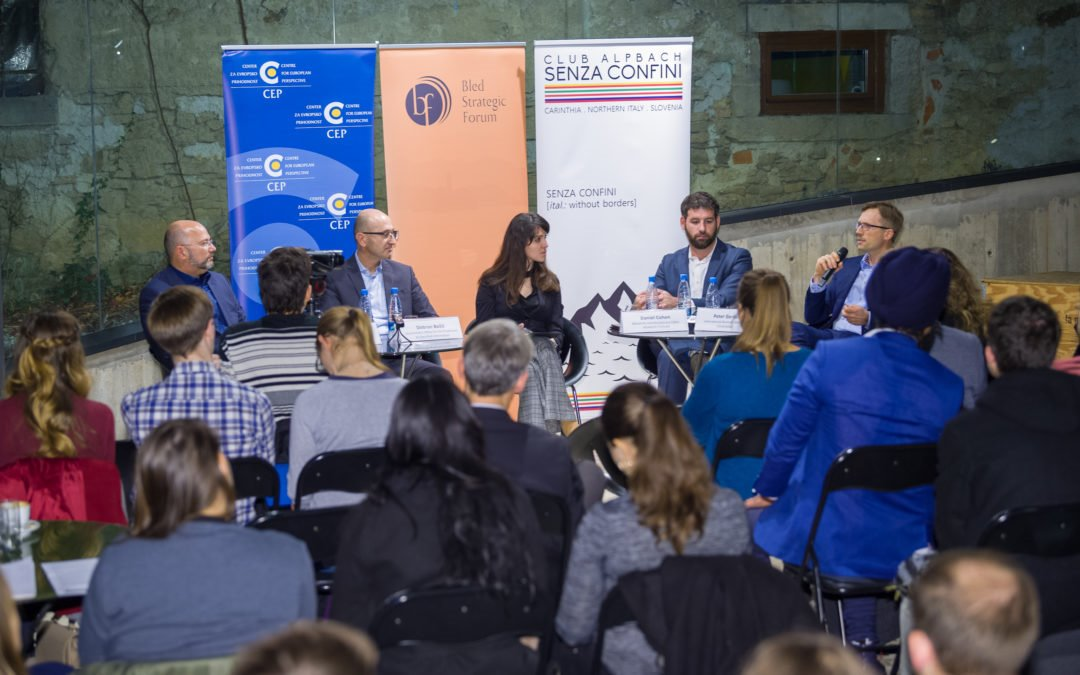 Ever-present Cyber Security Challenges discussed in Ljubljana